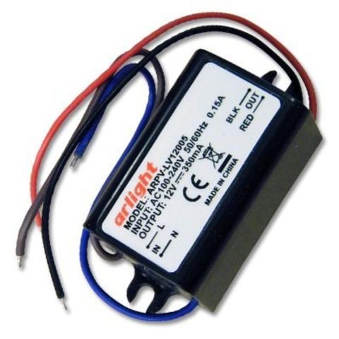 Блок питания 12В ARPV-LV12005 (12V, 0.4A, 5W)