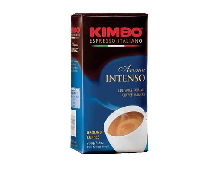 Кофе молотый Kimbo Aroma Intenso, 250 г