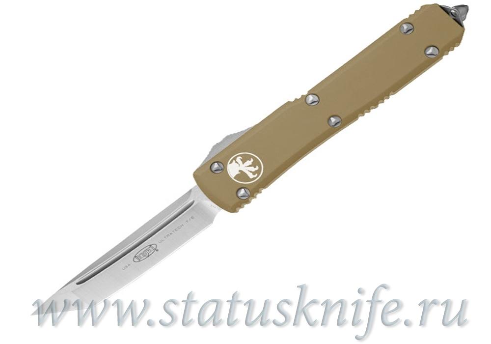 Нож Microtech Ultratech Satin модель 123-4TA