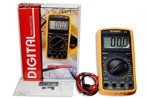 Мультиметр S-line DT9205