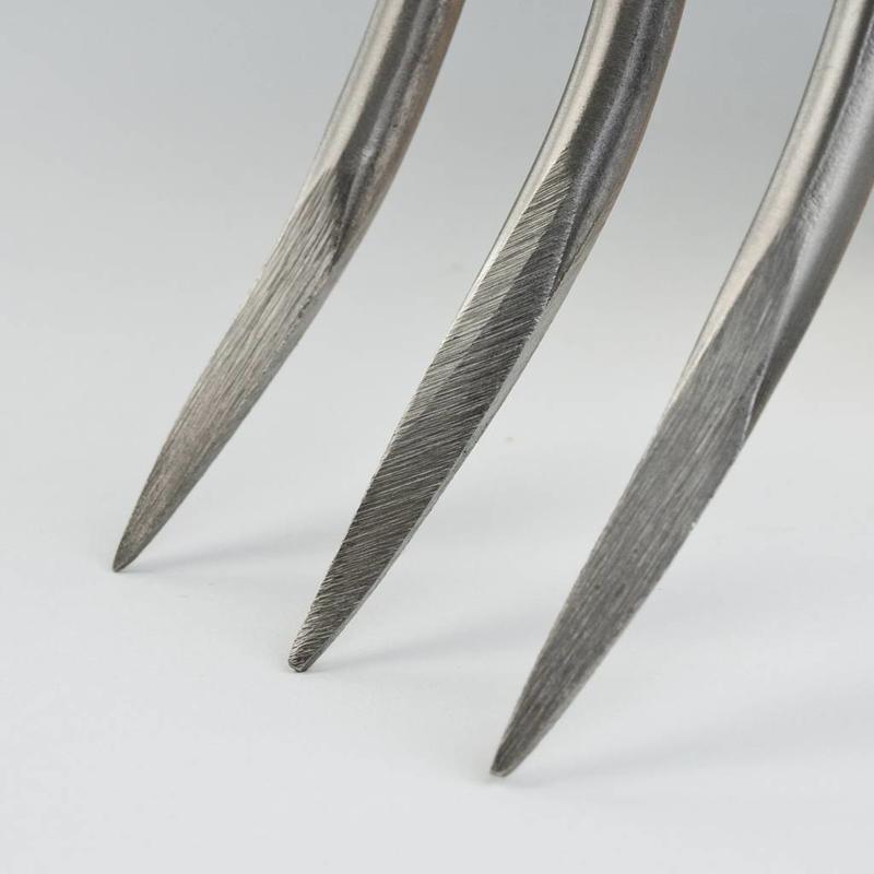 Ручная прополочная вилка Sneeboer 3 зубца черенок из ясеня