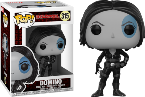 Фигурка Funko Pop! Marvel: Deadpool - Domino