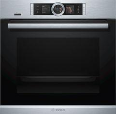 Духовой шкаф с пароваркой Bosch Serie | 8 HRG636XS7 фото