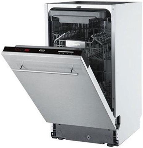 Посудомоечная машина шириной 45 см DeLonghi DDW06S Supreme nova