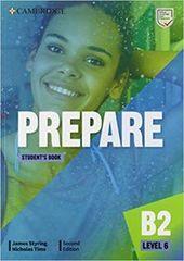Prepare 2nd Edition 6 Student's Book