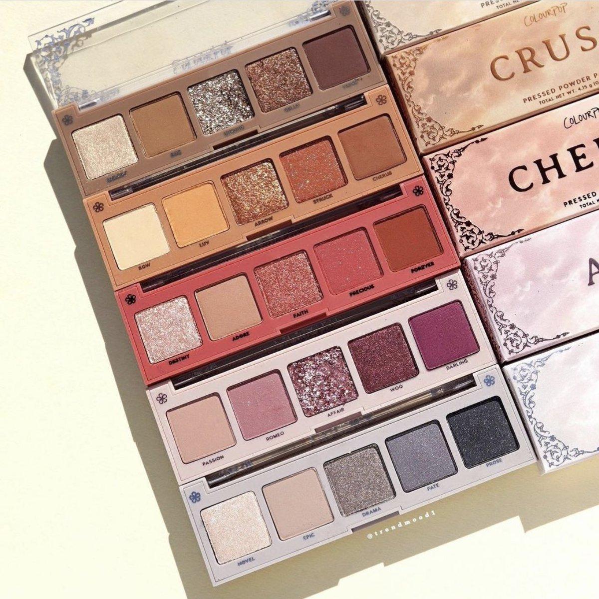 ColourPop Cherish palette