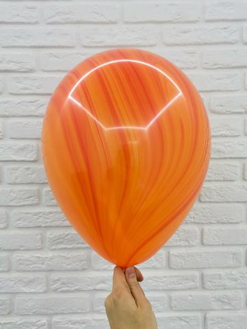 №2 Супер Агат Red Orange
