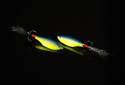 Бокоплав ручной работы Fire Fish Swift цвет 003
