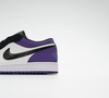 Air Jordan 1 Low 'Court Purple'