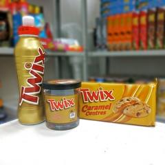 Печенье Twix Soft Centre с шоколадом 144 гр