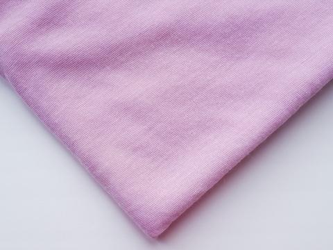 Кулирная ткань (100%- х/б) 15х15см, розовый, ШТ