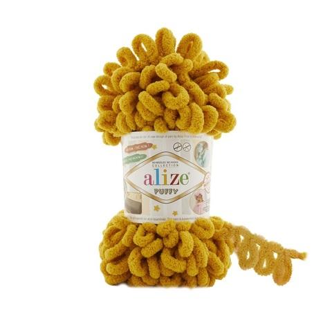 Пряжа Alize Puffy цвет 002