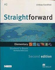 Straightforward 2Ed Elem SB +Webcode