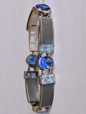 Эсса (серебряный браслет)