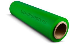 зелёная стрейч-плёнка