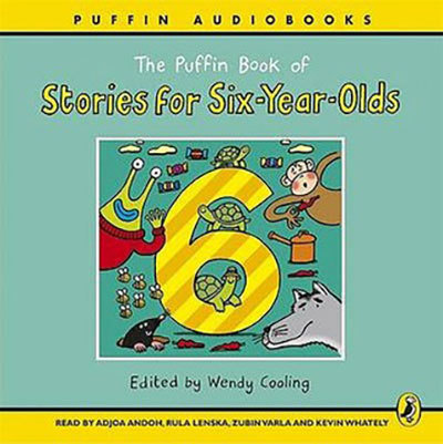 Stories for Six-Year-Olds, Puffin Audiobook