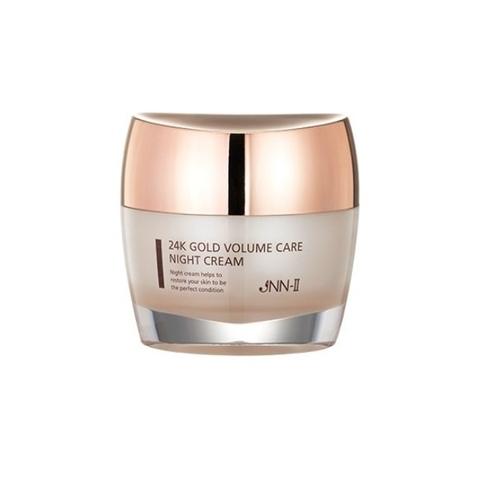 Крем для лица ночной с золотом JNN-II 24K Gold Volume Care Night Cream