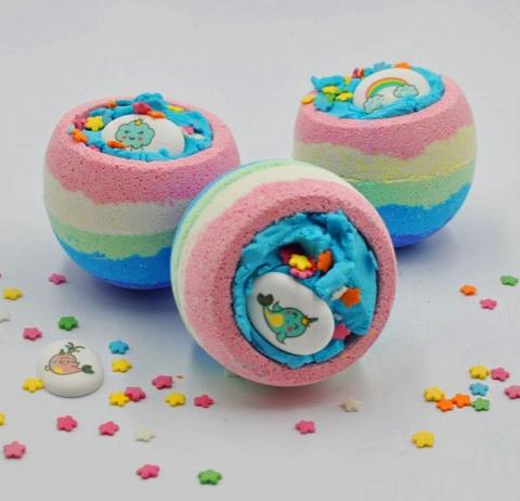Бомба для ванны «Rainbow Bomb»