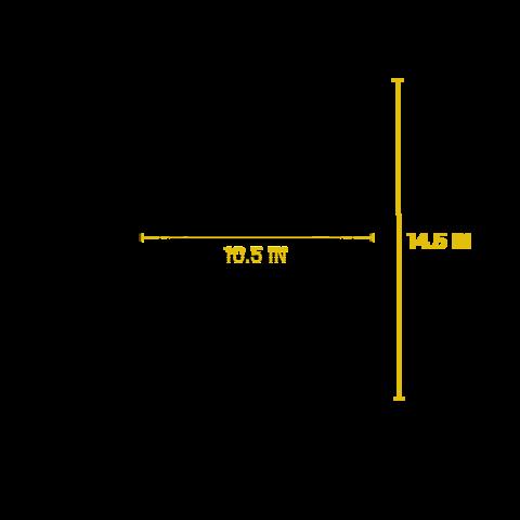 Квадратный гриль с ручками, артикул LC11SGP