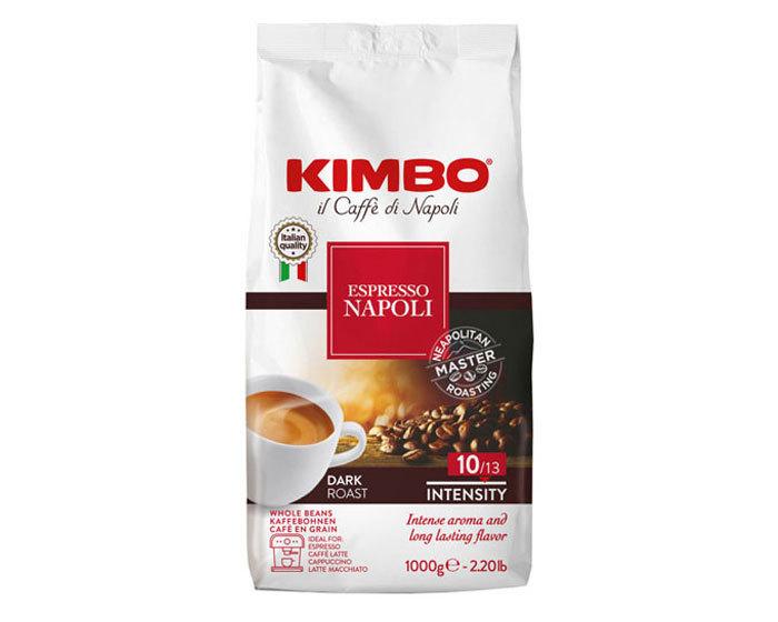 купить Кофе в зернах Kimbo Espresso Napoletano, 1 кг