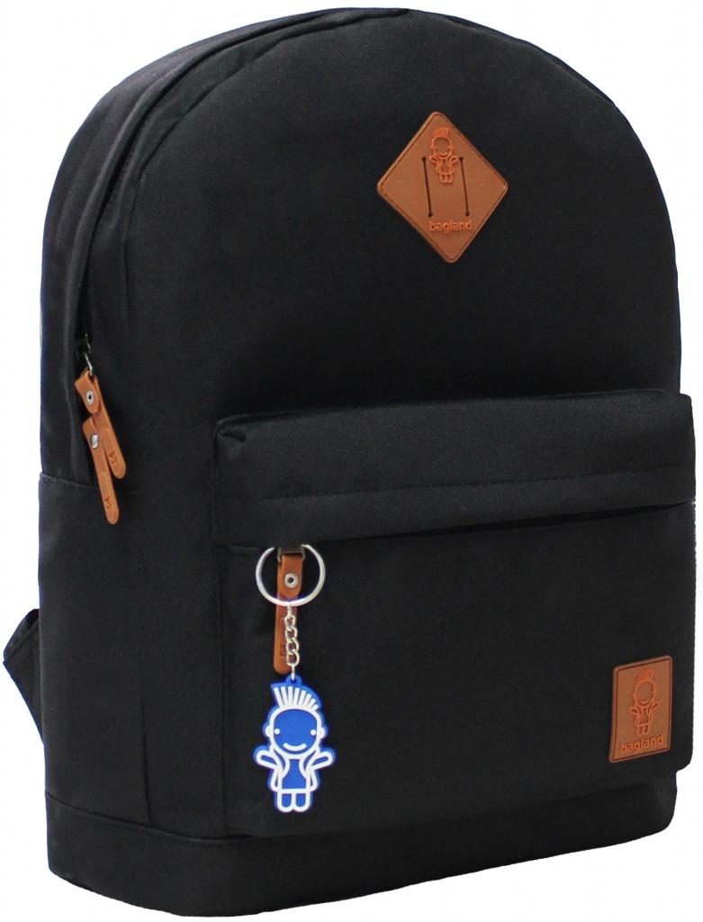 Городские рюкзаки Рюкзак Bagland Молодежный W/R 17 л. Чёрный (00533662) 457600e8d77d4633f679f425e0526fc0.JPG