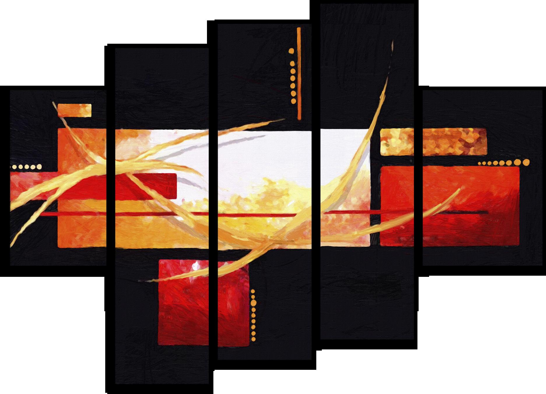 Абстракция Модульная картина''Абстракция жизни'' М213.png