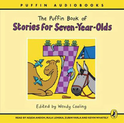 9780141806914 - Stories for Seven-Year-Olds, Puffin Audiobook