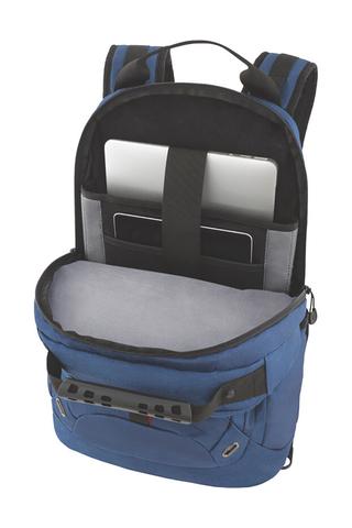 Рюкзак Victorinox VX Sport Scout 16'', голубой, 34x27x46 см, 26 л