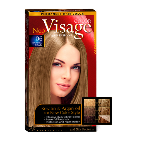 06 Натуральный русый / Natural Blond