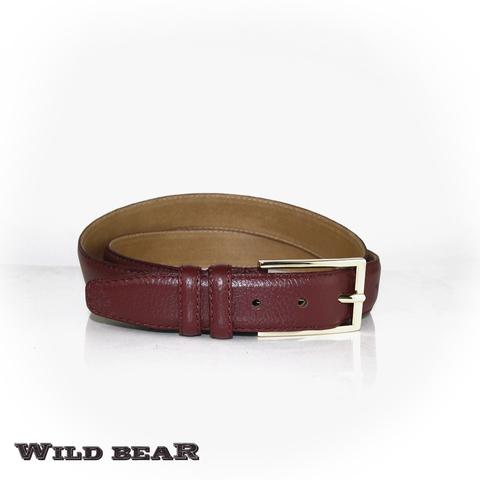Ремень WILD BEAR RM-015m Vinous
