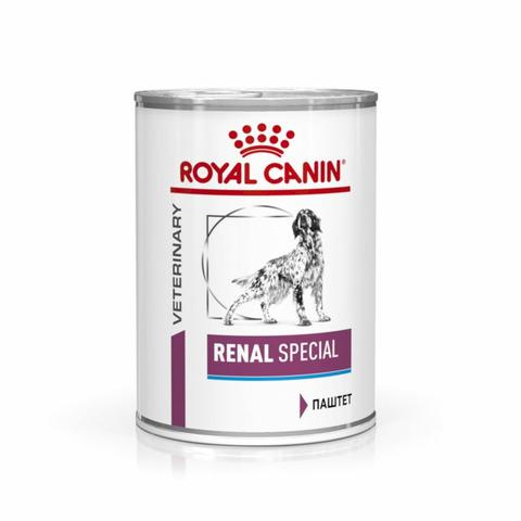 Royal Canin Renal Special корм для взрослых собак с хронической почечной недостаточностью - 410 г