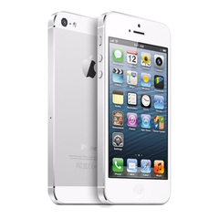 Apple iPhone 5S 64Gb Silver - Серебристый без функции Touch ID
