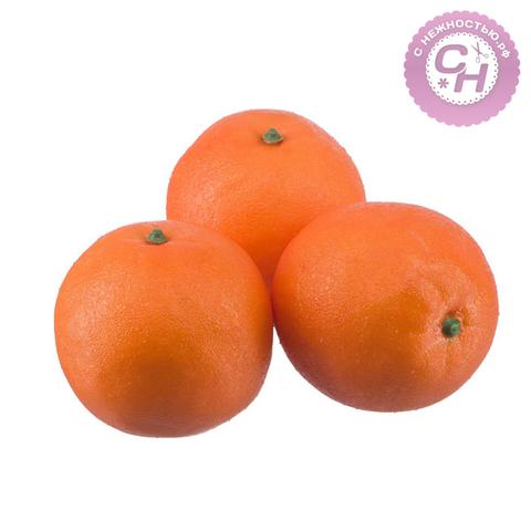 Фрукты - овощи крупные под натуральные, муляж 7-20 см, 1 шт.