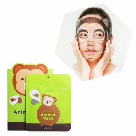 Animal mask series - monkey