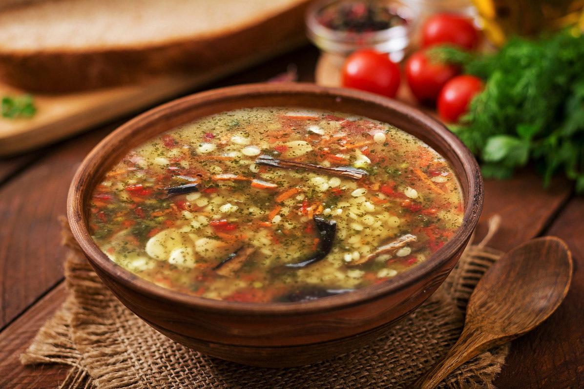 Итальянский суп минестроне СУПЫ МИРА 210 г