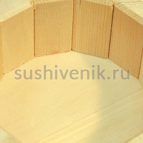 Ковш из кедровой древисины, 0,5 л