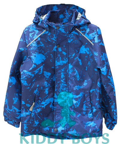 Blue Camouflage 8927