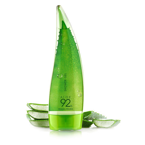 Гель для душа Holika Holika Aloe 92% Shower Gel (250мл)