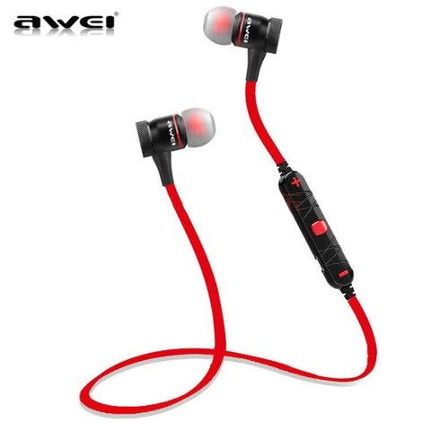 Awei A920bl Wireless Sports Bluetooth Headphone Stereo