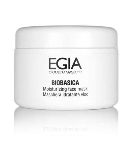 *Маска ультра увлажняющая/Moisturizing Face Mask (EGIA/BIOBASICA/250мл/FPS-18)