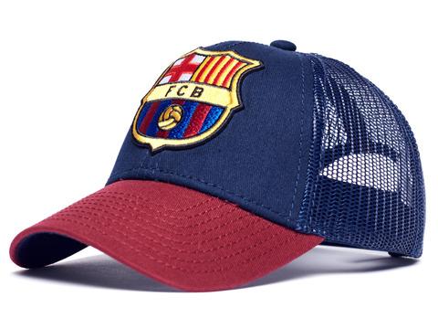 Бейсболка Барселона (подростковая)