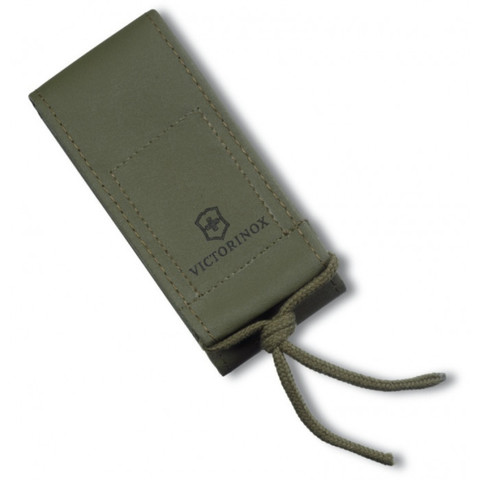 Чехол Victorinox 4.0822.4, зеленый, нейлоновый (для ножей длиной 111мм)