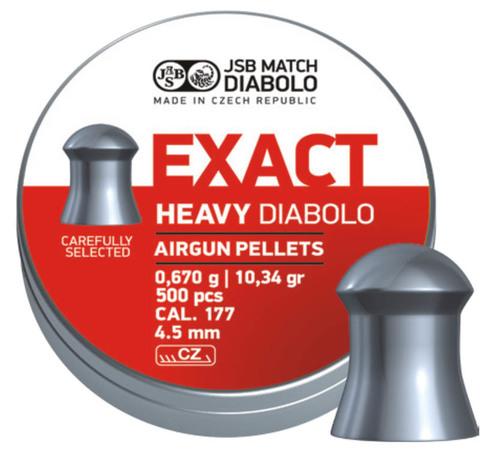 JSB Exact Heavy 4,52/0,67