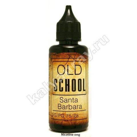 Жидкость OLD SCHOOL - Santa Barbara 0% никотина