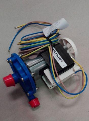 23100125 Жидкостный насос циркуляционный, предназначен для циркуляции воды в системе подмыва вымени, без расходомера