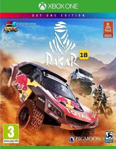 Xbox Store Россия: Dakar 18 (Xbox One/Series S/X, цифровой ключ, английская версия)