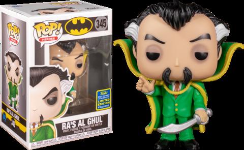 Фигурка Funko Pop! Heroes: Ra's Al Ghul (Excl. to San Diego Comic Con)