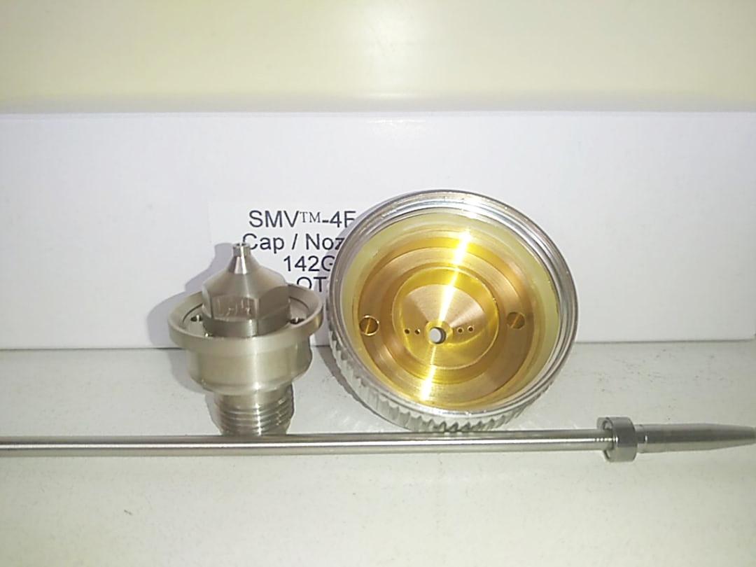 Сменный комплект STAR SMV 4F, дюза 1.4