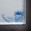 Керамическая подставка под пиалу