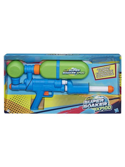 Nerf Водяной бластер Super Soaker XP100